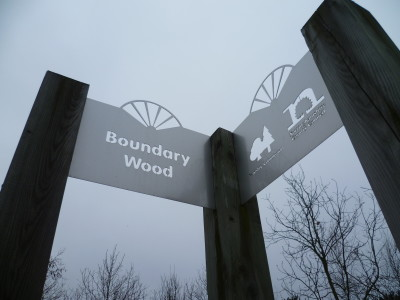 Boundary Wood dog walks, Nottinghamshire - Driving with Dogs