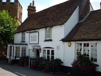 Fulmer dog-friendly pub, Buckinghamshire - Driving with Dogs