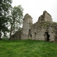 Pendragon doggiestop near Kirkby Stephen, Cumbria