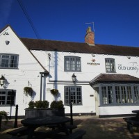 Dog-friendly pub and dog walk near Rugby, Warwickshire - Warwickshire dog-friendly pub.JPG