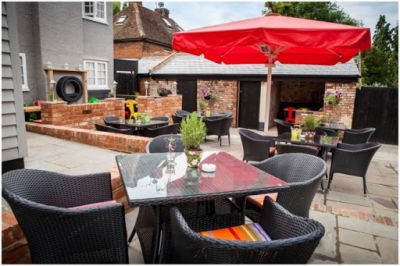 A130 Family and dog-friendly pub near Chelmsford, Essex - Driving with Dogs