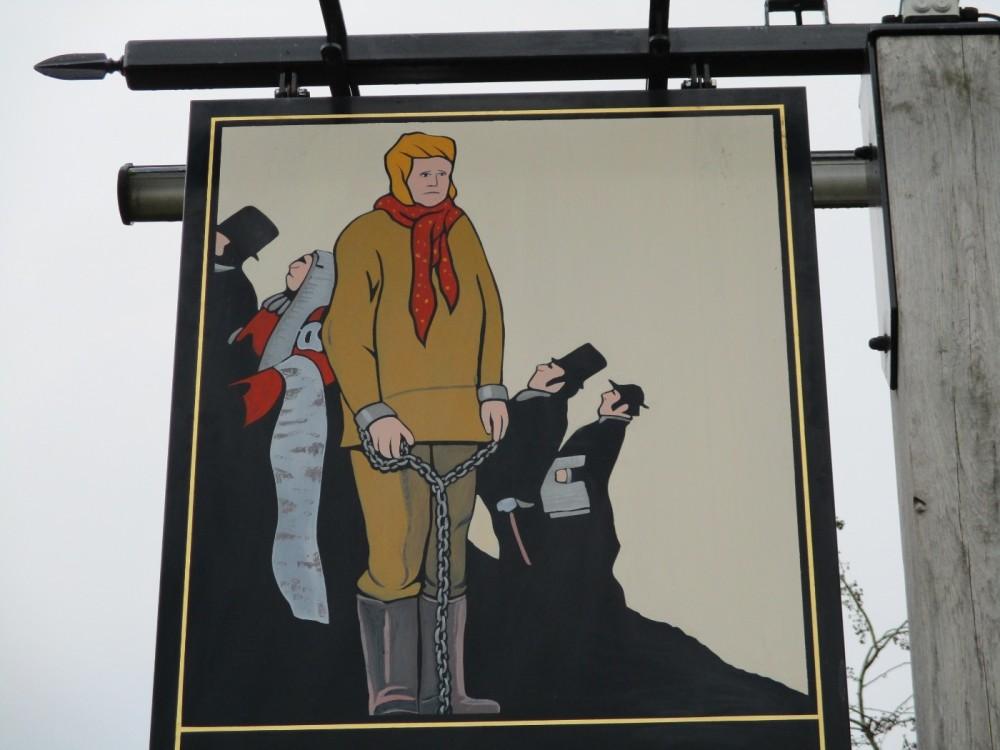 A35 Martyrs Museum and dog-friendly village inn, Dorset - IMG_0008.JPG
