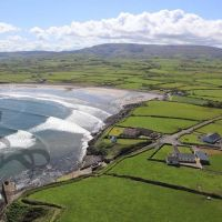 Beachside dog-friendly cafe, beach and camping, RoI - Ireland dog-friendly pubs and camping.jpg