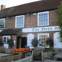 A259 dog walk and dog-friendly pub, Kent - Kent dog-friendly pubs with dog walks