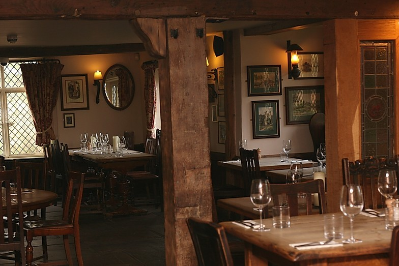 Swan Inn dog-friendly pub, Newtown, Berkshire - Berkshire dog walk and dog friendly pub