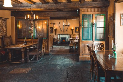 Melton Mowbray dog-friendly inn, Leicestershire - Driving with Dogs