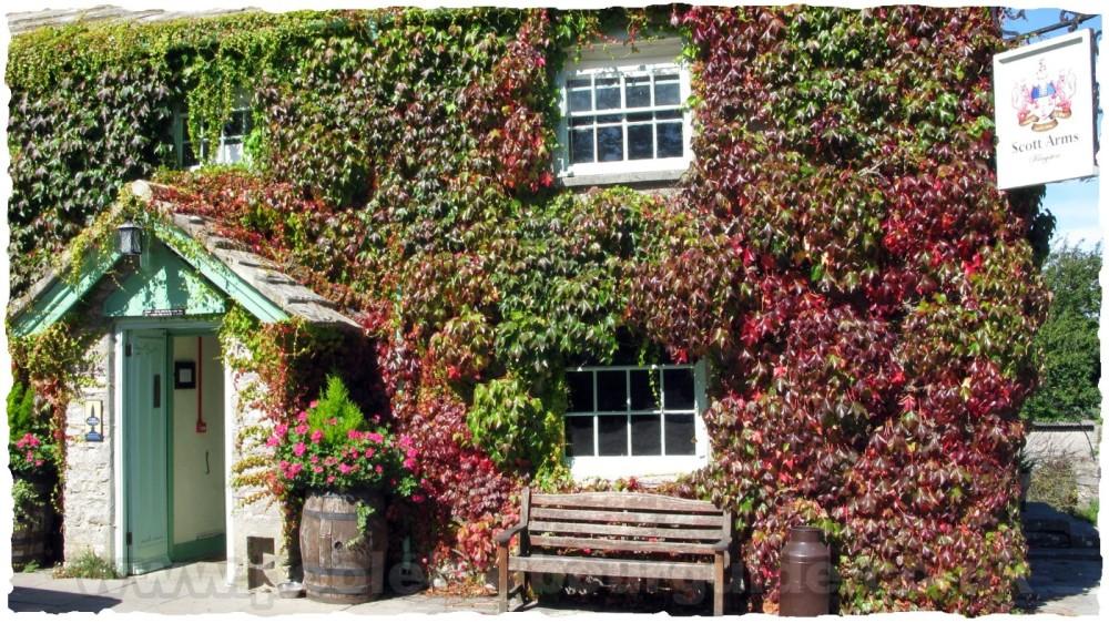Purbeck dog-friendly pub and walk, Dorset - dog-friendly pub in-kingston.jpg