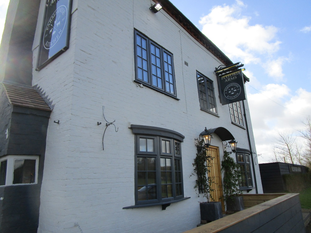 A422 dog-friendly pub and dog walk, Worcestershire - Dog walks in Worcestershire