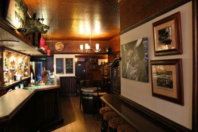 Fort William dog-friendly pub, Scotland - Driving with Dogs