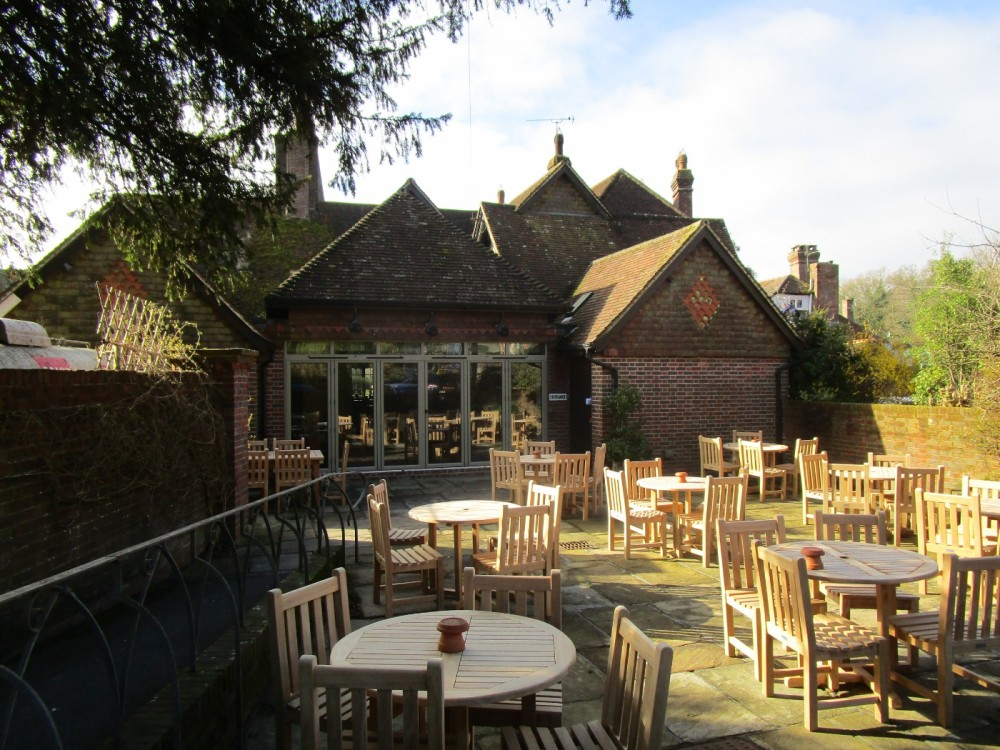 Dog-friendly pub and walk in the High Weald, West Sussex - Sussex dog walks with dog-friendly pubs.JPG