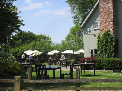 Chapel Brampton dog walk and dog-friendly pub, Northamptonshire - Driving with Dogs