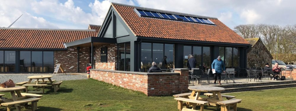 The Cow Shed Cafe, East Yorkshire - Dog-friendly cafe near Bridlington