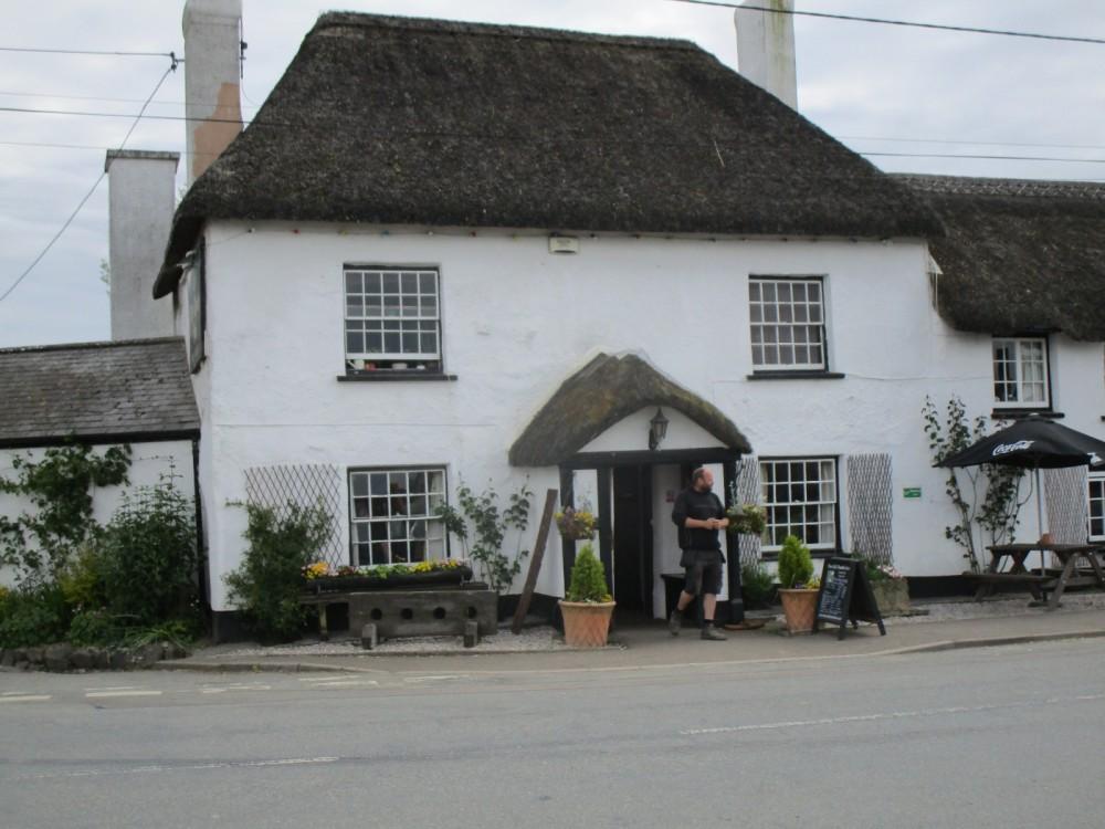 A30 dog-friendly pub, Devon - Devon dog walk and dog-friendly pub.JPG