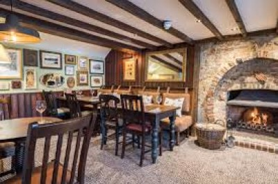 Dog-friendly pub and dog walk near Hooe, East Sussex - Driving with Dogs