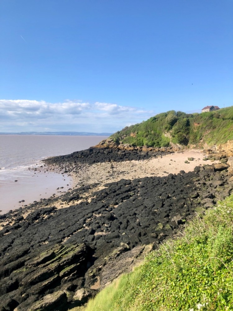 Little rocky bay - dog-friendly beach, North Somerset - 3DA47E8D-BBAC-4C01-84CD-883EA691DCFC.jpeg