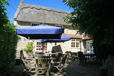 Dog-friendly dining pub and dog walks near Shaftesbury, Wiltshire - Driving with Dogs