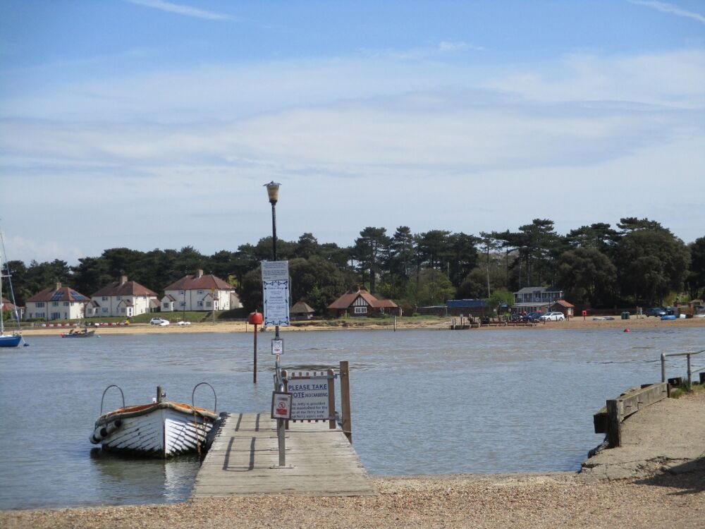 Dog walk by the sea and all-day breakfast, Suffolk - IMG_6073.JPG