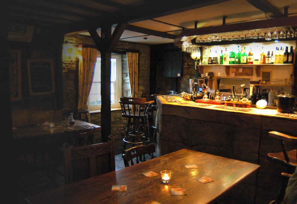 Traditional dog-friendly Welsh pub near Carmarthen, Wales - Dog-friendly pubs near Carmarthen.jpg
