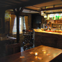 Traditional dog-friendly Welsh pub and cafe near Carmarthen, Wales - Dog-friendly pubs near Carmarthen.jpg