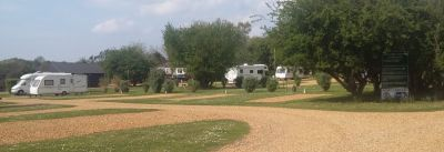 Dog-friendly touring campsite near Swaffham, Norfolk - Driving with Dogs