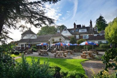 M20 dog-friendly pub and dog walk near Ashford, Kent - Driving with Dogs