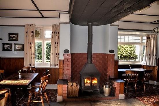 A35 doggiestop with pub and walk, Dorset - dog-friendly white-horse-littoncheney.jpg
