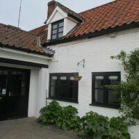 A148 stylish and dog-friendly village pub on the green, Norfolk - Norfolk dog-friendly pubs and dog walks
