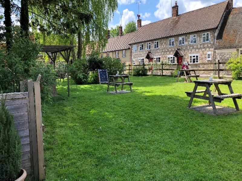 Circular dog walk and dog-friendly pub near Salisbury, Wiltshire - Wiltshire dog friendly pub and dog walk