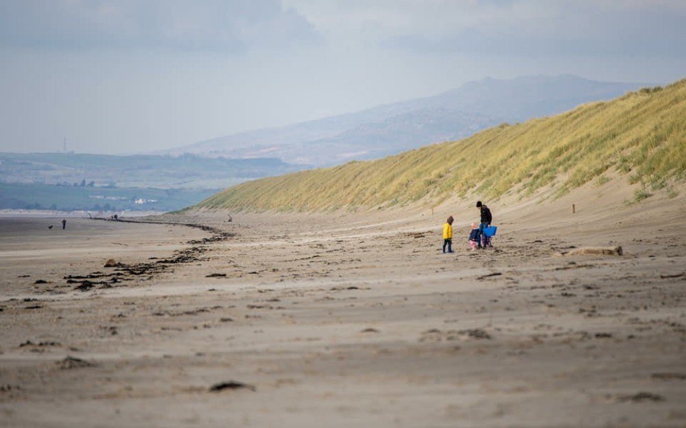 Harlech dog-friendly beach, Wales - 167D6AAF-7AFF-49BC-8486-E9DC11171CC4.jpeg