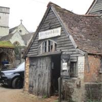 A25 dog-friendly pub and dog walk, Surrey - Surrey dog walks and dog-friendly pubs.JPG