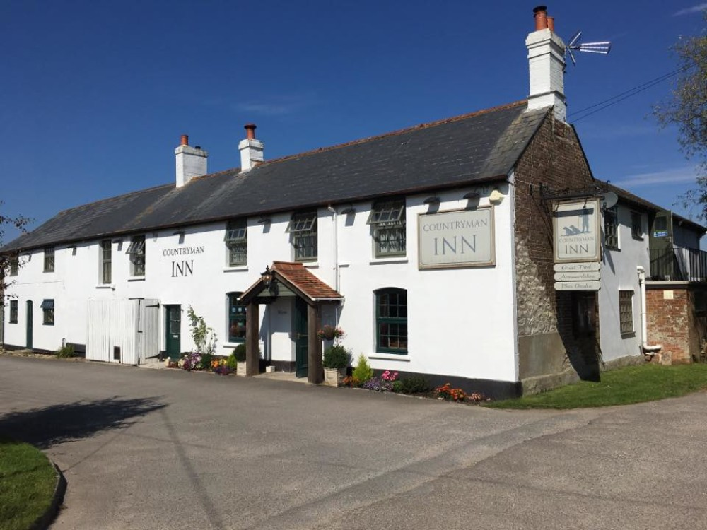 A352 dog-friendly pub and dog walk, Dorset - Dorset dog-friendly pub and dog walk