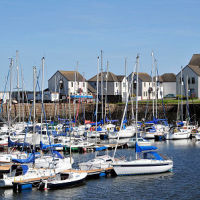 A92 Dog-friendly inn with dog walks from the door, Scotland - Dog-friendly pubs in Fife.jpg