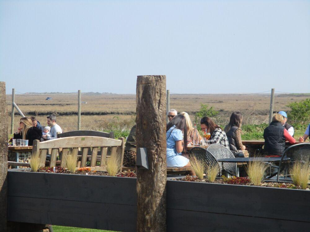 Brancaster dog-friendly pub and dog walk, Norfolk - Dog-friendly dining near Brancaster Beach