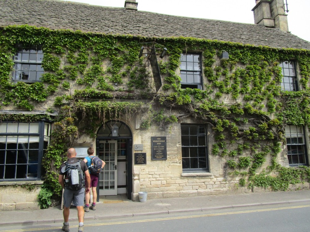 A429 dog-friendly pub and dog walk, Gloucestershire - Gloucestershire dog walk and dog-friendly pub.JPG