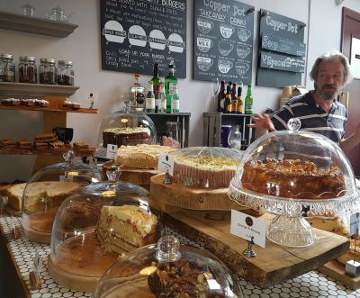 Dog-friendly cafe in Ambleside, Cumbria - Driving with Dogs