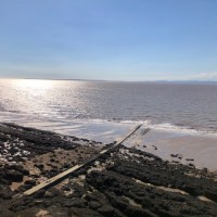 Little rocky bay - dog-friendly beach, North Somerset - D4EA669D-D8F4-4C72-A772-462BA72B9819.jpeg