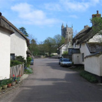 A373 historic dog-friendly inn and dog walk near Honiton, Devon - broadhembury.jpg