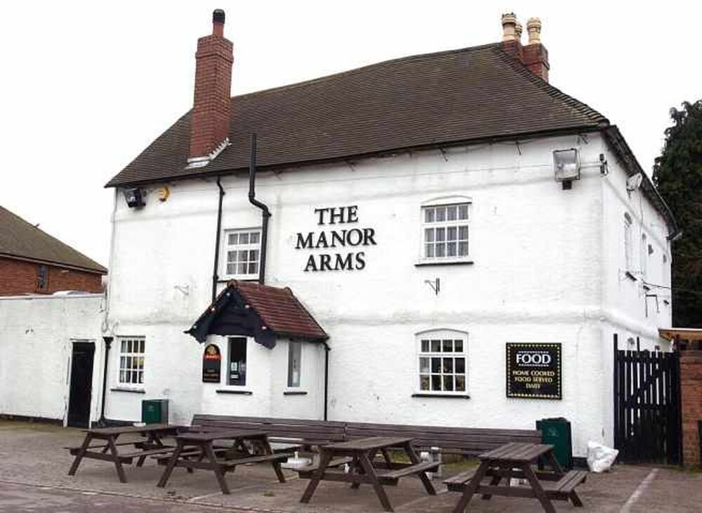 The Manor Arms - heritage pub near Walsall, West Midlands - Rushall Manor Arms.jpg