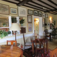 Stoke Row dog walk and The Cherry Tree dog-friendly dining, Oxfordshire