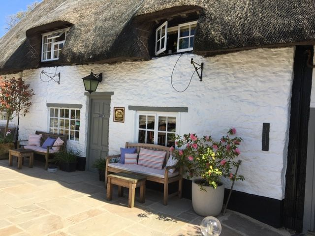 Dog-friendly village pub and dog walk, Oxfordshire - Dog-friendly pub and dog walk near the M40.jpg