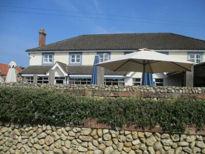 Brancaster dog-friendly pub and dog walk, Norfolk - Driving with Dogs