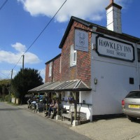 A3 dog-friendly village pub near Liss, Hampshire - Hampshire dog-friendly pub.JPG