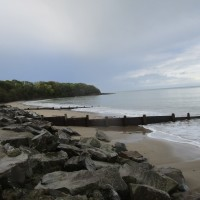 Dog-friendly beach and walk near Newquay, Wales - IMG_5924.JPG