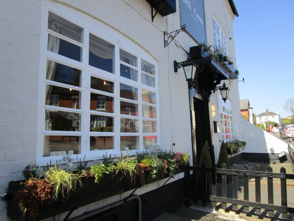 M5 Junction 4 dog-friendly pub, Worcestershire - Worcestershire dog-friendly pub and dog walk.JPG