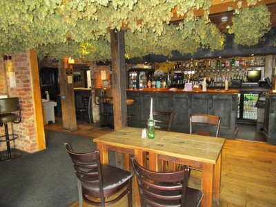 Ashford area dog-friendly pub and dog walk, Kent - Driving with Dogs