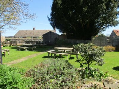 Dog-friendly country inn and dog walk not far from Kings Lynn, Norfolk - Driving with Dogs