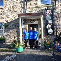 Ovington dog-friendly pub, County Durham - Dog walks in County Durham