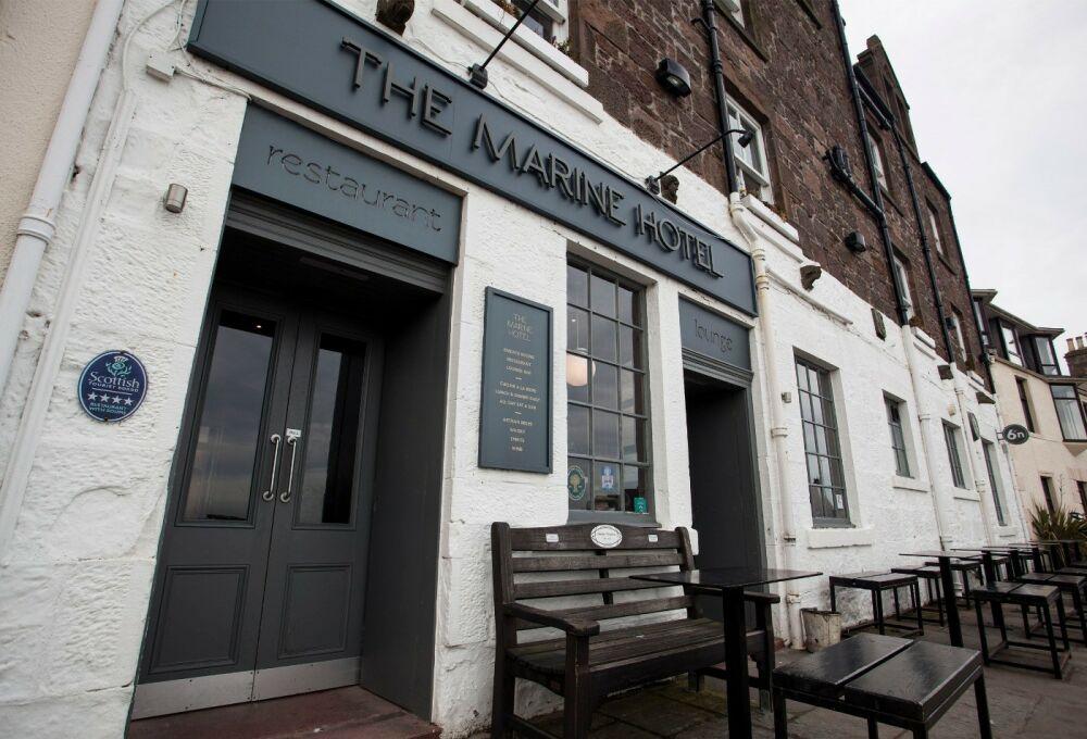 The marine pub and hotel, Stonehaven, Scotland - Dog-friendly hotel in Stonehaven