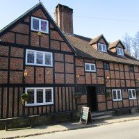 A286 country dining and dog walk near Haslemere, West Sussex - Sussex dog-friendly pub and dog walk.JPG