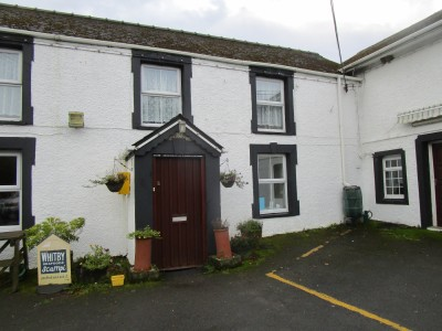 A487 Pentregat dog-friendly pub, Wales - Driving with Dogs